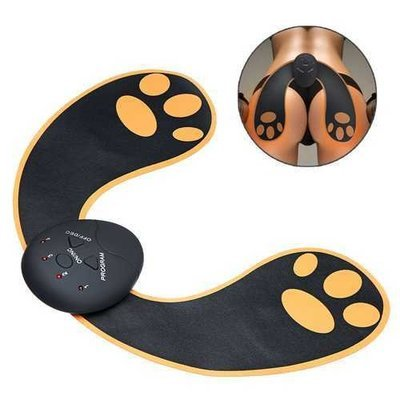 KALOAD 6 Mode Intelligent Hip Trainer Buttocks Lifting Waist Body Fitness Massager Pad