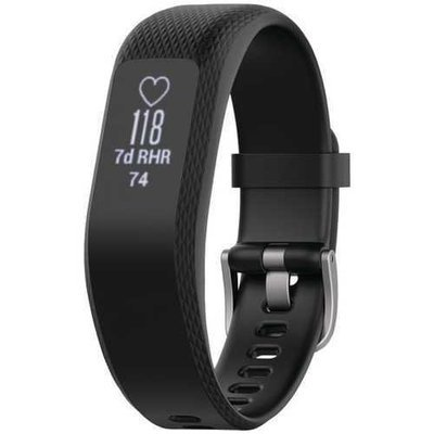 Garmin(R) 010-01755-13 vivosmart(R) 3 (Black, Large)