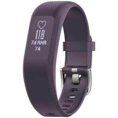 Garmin(R) 010-01755-11 vivosmart(R) 3 (Purple, Small/Medium)