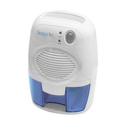 Compact Electronic Dehumidifier, Digital Mini Moisture Control