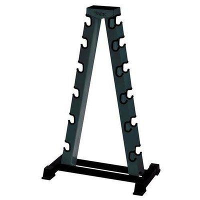 2-Sided A-Frame Dumbell Rack