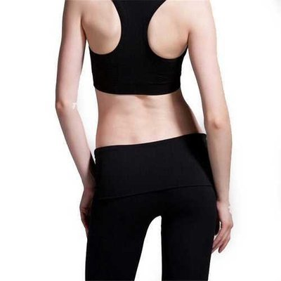 Athleisure Yoga Fitness Running Sport Aerobics Pant Cropped Trousers Wear Clothing Suit