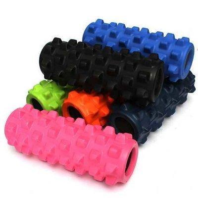 Slimming Exercise EVA Grid Yoga Foam Roller Massage Muscle Fitness Elimate Fatigue