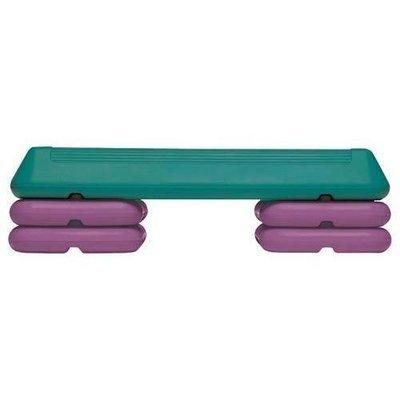 Circuit Step - Teal & Purple