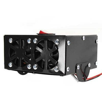 500W Car Heater Defroster Demister Heating Warmer Windscreen Accs 12V
