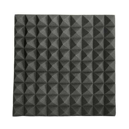 45455cm Black Triangle Insulation Reduce Noise Sponge Foam Cotton