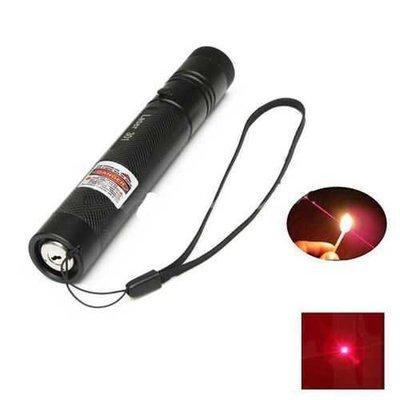 301 Focus 650nm Red Light Visible Beam Laser Pointer Laser Supply