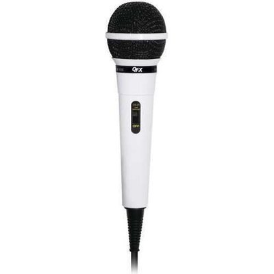 QFX(R) M-106 Unidirectional Dynamic Microphone with 10ft Cable