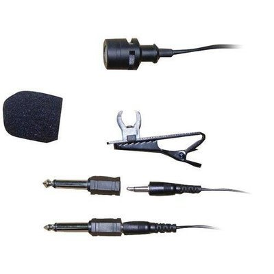 Pyle(R) PLM3 Wired Lavalier Microphone