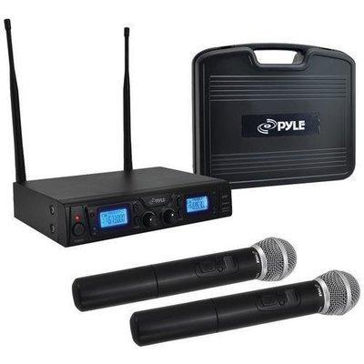 Pyle(R) PDWM3360 UHF Wireless Microphone System