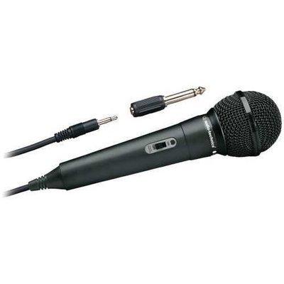 Audio-Technica(R) ATR-1100 ATR Series Dynamic Vocal/Instrument Microphone (Unidirectional, ATR1100)