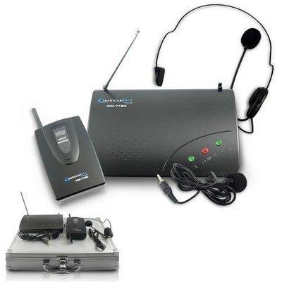 Single UHF Handheld Microphone System