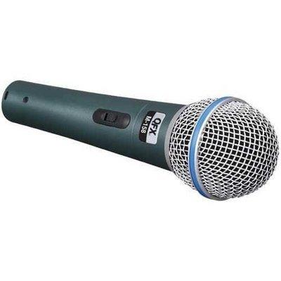 QFX(R) M-158 Professional Dynamic Microphone