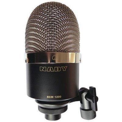 Nady(R) SCM-1200 Studio Condenser Microphone