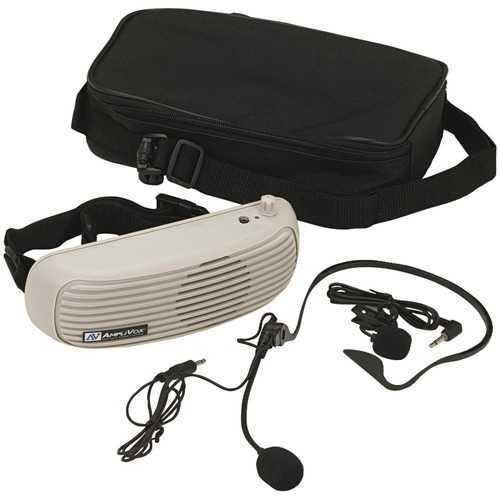 AmpliVox(R) S206 BeltBlaster Personal Waistband Amp