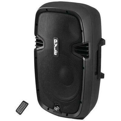 Pyle Pro Bluetooth Loudspeaker Pa Cabinet Speaker System PYRPPHP1537UB