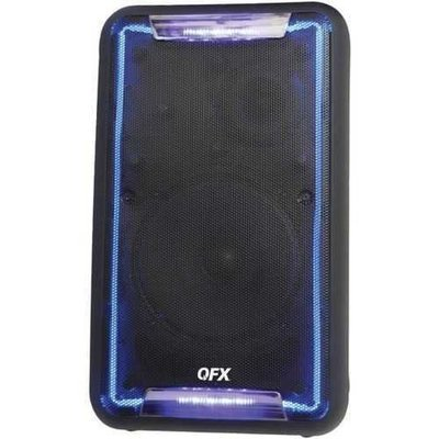 QFX(R) PBX-88 8 Rechargeable Portable Bluetooth(R) Party Speaker