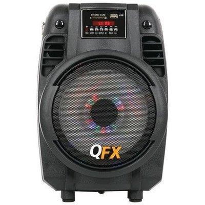 QFX(R) PBX-710700BTL 6.5 Portable Bluetooth(R) Party PA Speaker