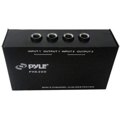 2-Channel Hum/Noise Destroyer