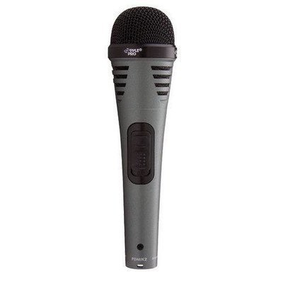 Dynamic Handheld Microphone, Professional Moving Coil Mic with 15' ft. XLR Cable