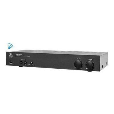 Bluetooth Digital Stereo Power Amplifier, 240 Watt, Bridge-Ability