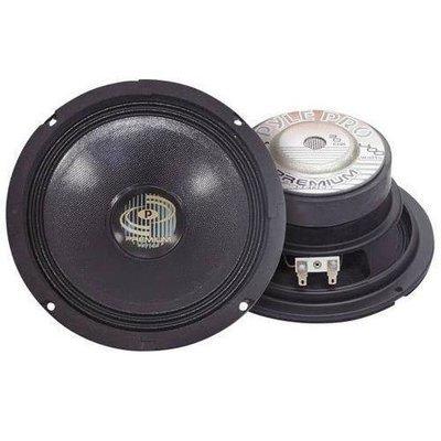 400 Watt Professional Premium PA 6'' Woofer