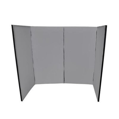 DJ Booth Cover Screen - DJ Faade Frontboard Display Scrim Panel