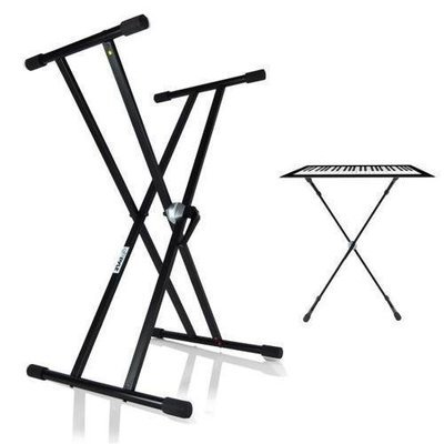 Universal Keyboard Stand, Electronic Digital Piano DJ Table Mount Holder, Height Adjustable