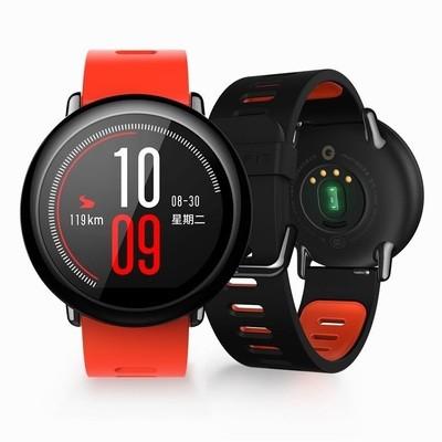AMAZFIT Xiaomi IP67 Waterproof Zirconia Ceramics Bluetooth GPS Heart Rate Monitor Watch(English Version)