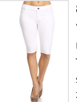 Jegging Shorts