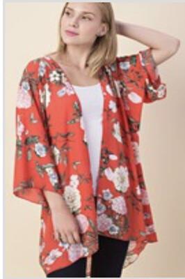 Plus Kimono
