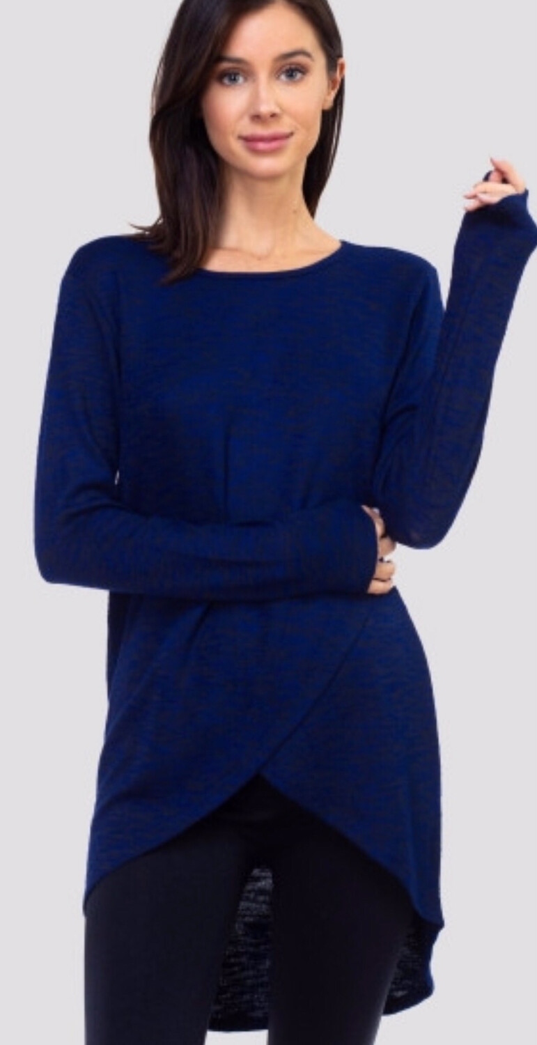 Sporty Tunic Top