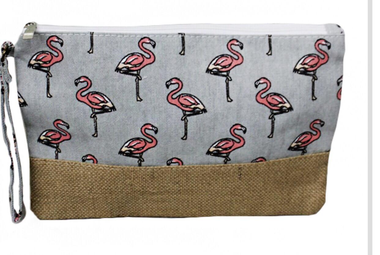 Flamingo/Tunic Wallets