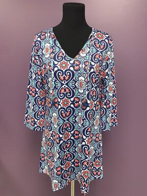 Blakely Tunic/Tunic Dress