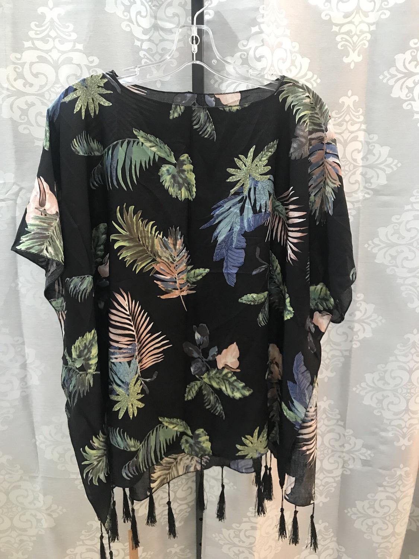 Tropical Poncho