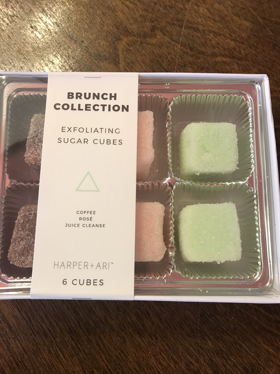 Brunch Collection sugar scrubs