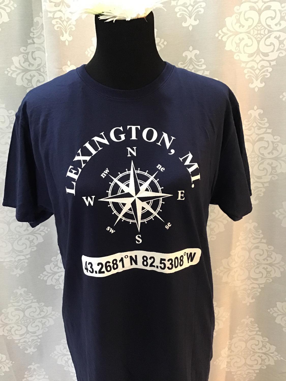 Lexington MI men's T-shirt