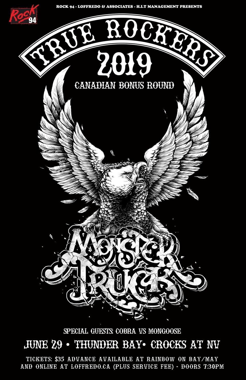(GA) Monster Truck - Live In Thunder Bay - Crocks at NV - June 29 00297