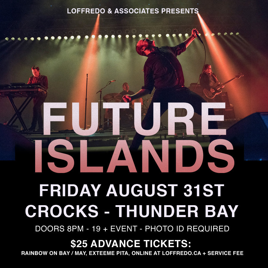 Future Islands - August 31st at Crocks 00273