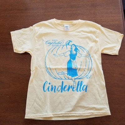 Official 2018 Cinderella Shirt