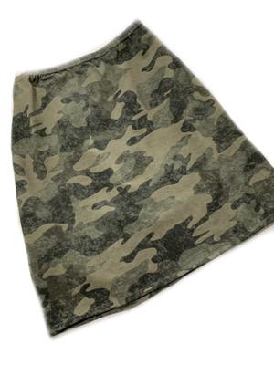 Falda militar