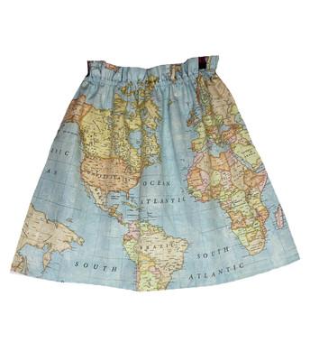 Falda mapa celeste