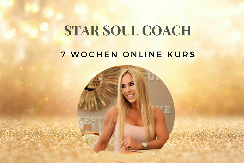 7-Wochen ONLINE-PROGRAMM STAR SOUL COACH - Lifestyle-Fülle Neuen Energie Start am 15.10.2019