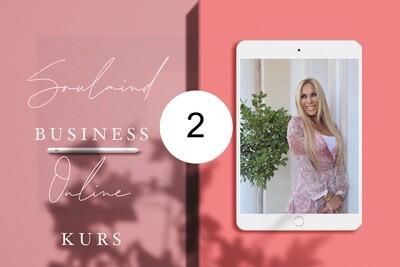 BLISSFUL SOUL MIRACLES 3 - BUSINESS MARKETING Kurs in 4 Modulen / Modul 2