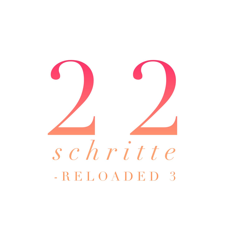 22 Steps reloaded Schritt 3 - Hingabe