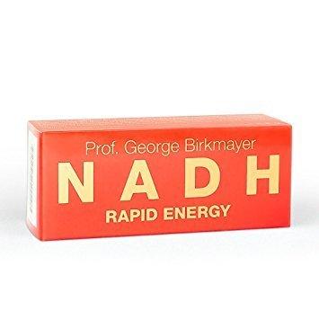 NADH Rapid Energy - da Preis auf Anfrage, bitte NUR per Mail an info@saintclairs.net bestellen