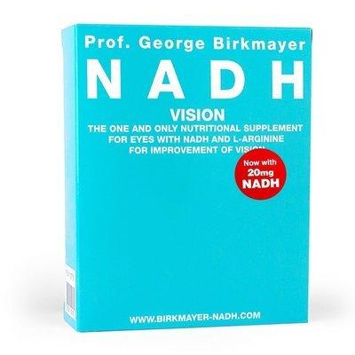 NADH Vision - da Preis nur auf Anfrage, bitte NUR per Mail an info@saintclairs.net bestellen
