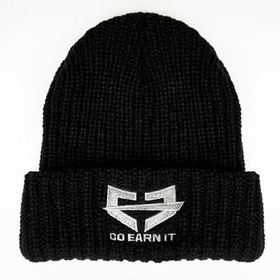 KODIAK WINTER HAT - Black