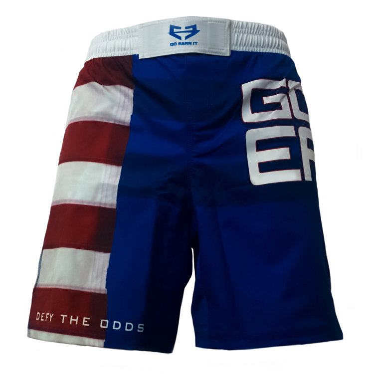 American Flag Fight Shorts american-flag-fight-shorts-original