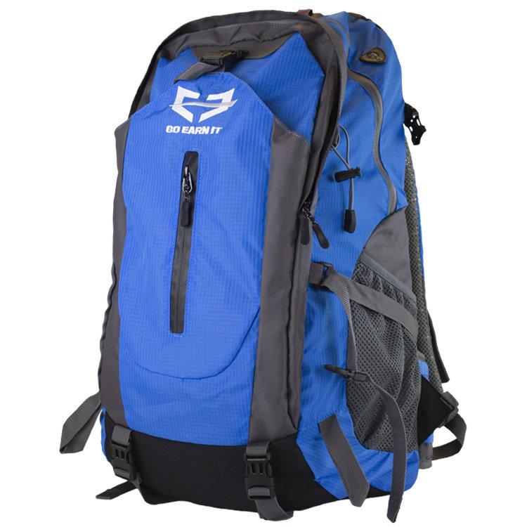 Blue Journey Backpack 04-002-000-00102-**-JourneyBackpack-C-UNV